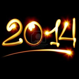 happy-new-year-2014-message-over-black-background