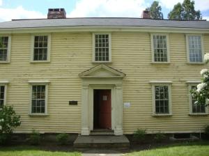 Lemuel Clap House