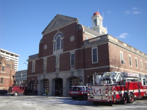 Cambridge Fire Headquarters
