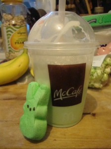 This shake is totally worth the 600 calories.