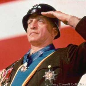 George C. Scott as Patton (Courtesy of amc.com)