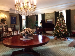 Living room of George Eastman's house