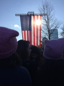 Boston Women's March for America