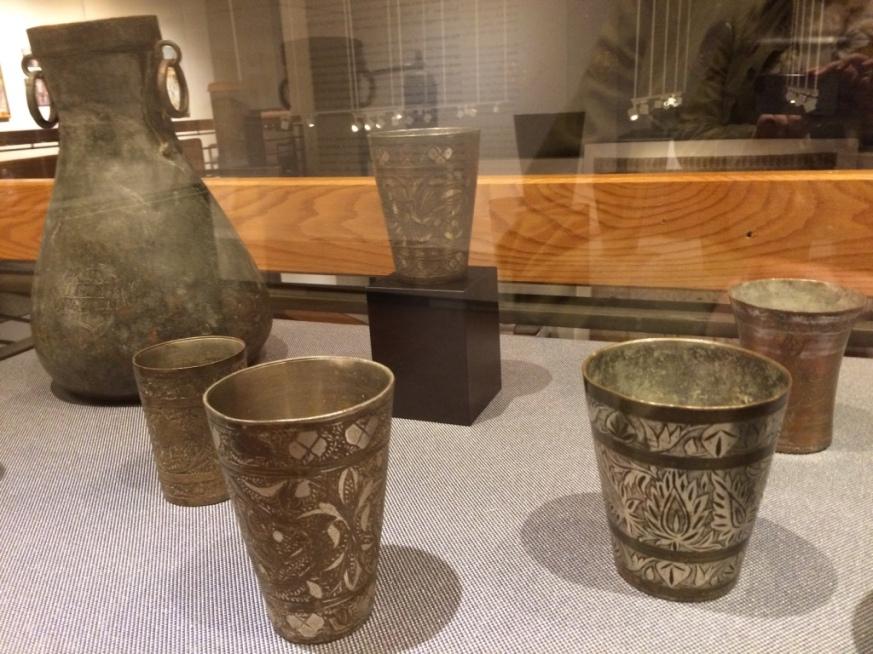 Armenian Museum artifacts